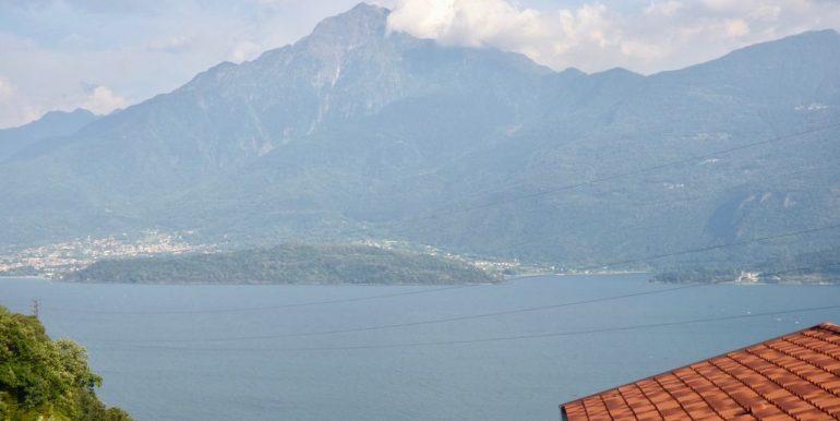 Gravedona ed Uniti House with lake view
