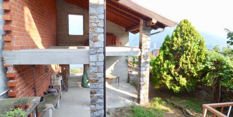 Gravedona ed Uniti House with terrace