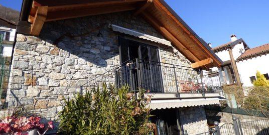Renovated House Gera Lario with Lake View