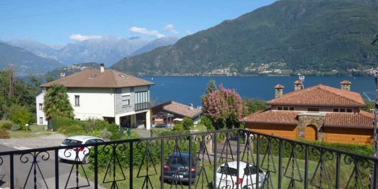 Lake Como Cremia Detached House Lake View