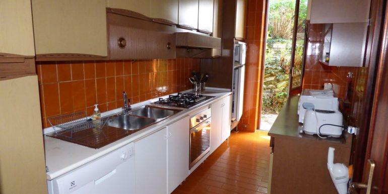 Villa Faggeto Lario - kitchen