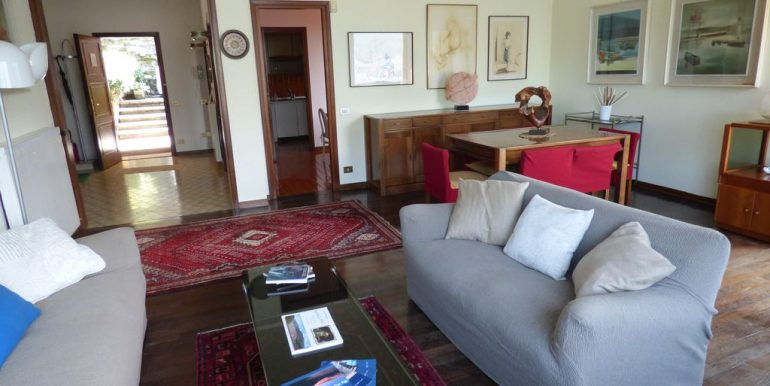 Villa Faggeto Lario carefully furnished