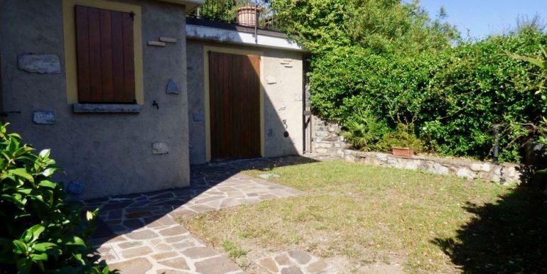 Villa Lake Como Menaggio private garden