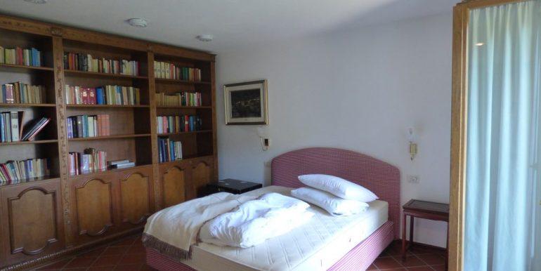 Villa Lake Como Menaggio double bedroom