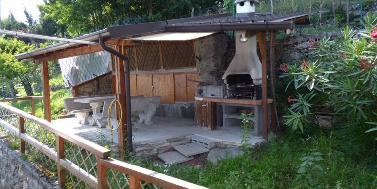 Gera Lario Detached House with barbecue area