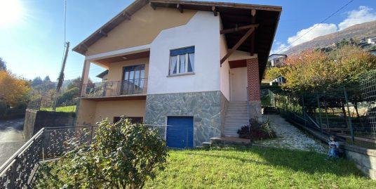 Lake Como House with Garden Pianello Lario