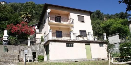 Lake Como San Siro Detached House with Lake View