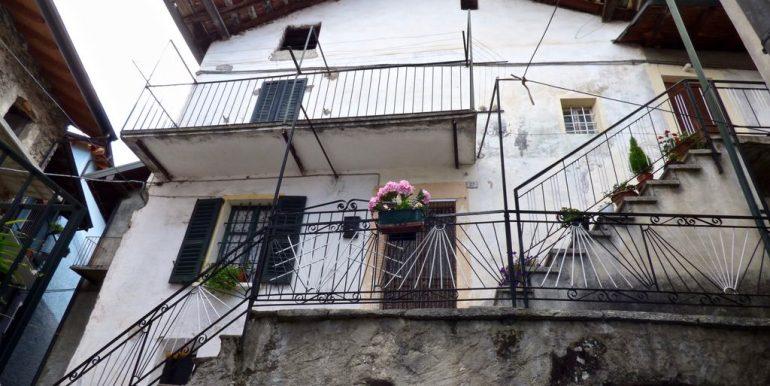 House Domaso Lake Como near the amenities