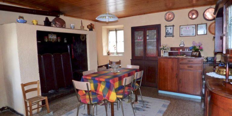 House Domaso Lake Como - living room