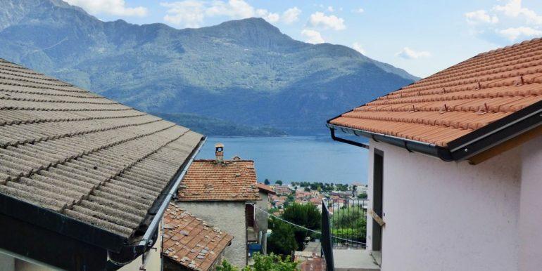 House Domaso Lake Como sunny