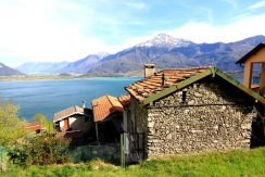 House with 2 Apartments Domaso Lake Como