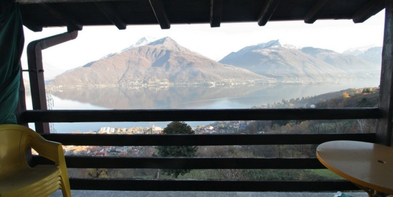 Lake Como Pianello del Lario House with Lake View