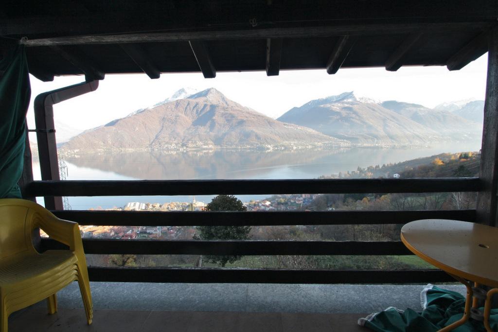 Lake Como Pianello Lario House Lake View