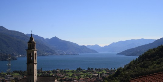 Lake Como Gravedona Ed Uniti House Lake View