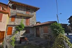 Lake Como Dongo Stone House with Garden
