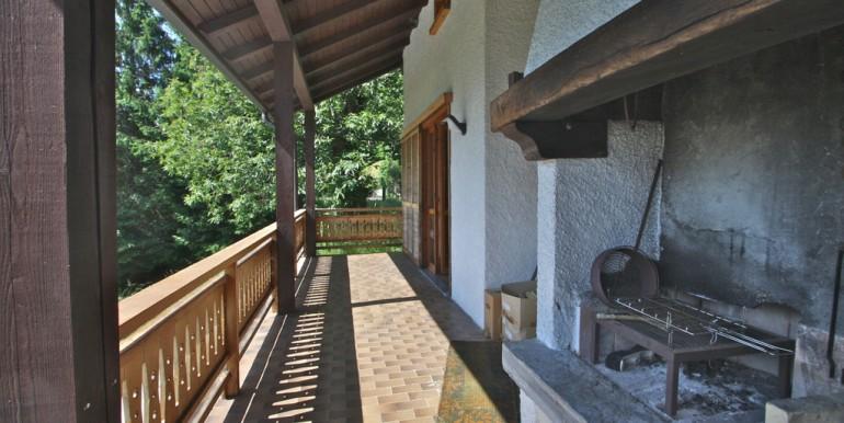 Lake Como Sorico House with Land