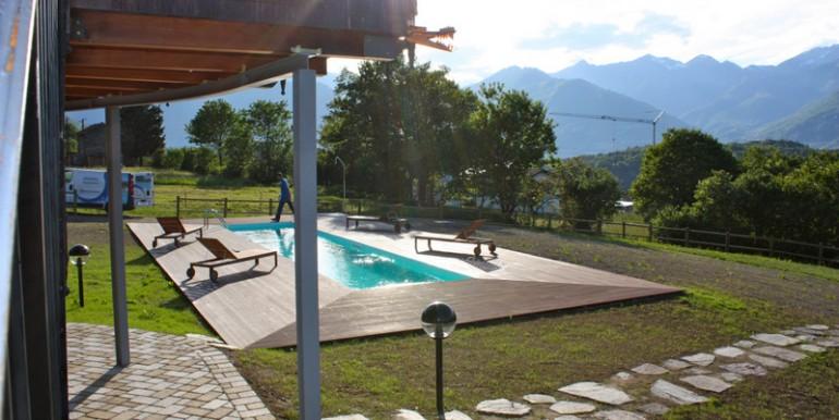 Lake Como Colico Villa with Swimming Pool