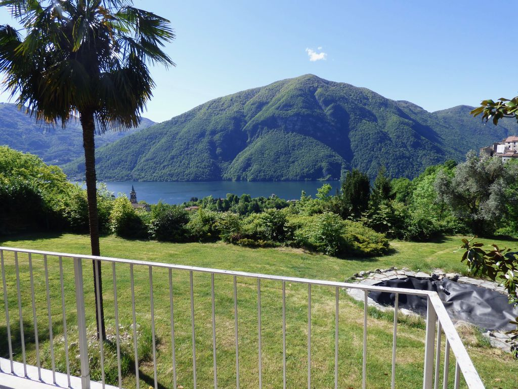 Detached House Valsolda Lake Lugano