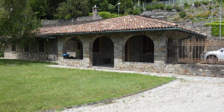 Luxury Villa Lake Como Mandello del Lario - depandance