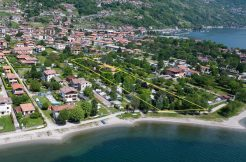 Camping Domaso Directly on Lake Como