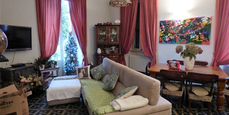Living room - Apartment Menaggio