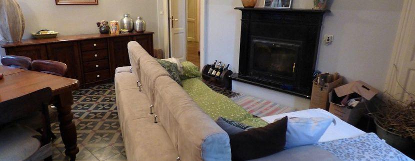 Apartment in Period Villa - living room