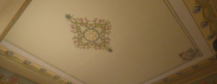 Apartment Menaggio - ceilings