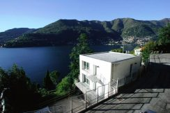 villa Blevio with terrace and lake view