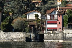 Lake Como Oliveto Lario Detached House Front Lake