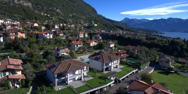 Ossuccio on lake Como - Apartments