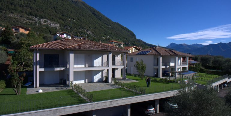 Apartments in lake Como - Ossuccio