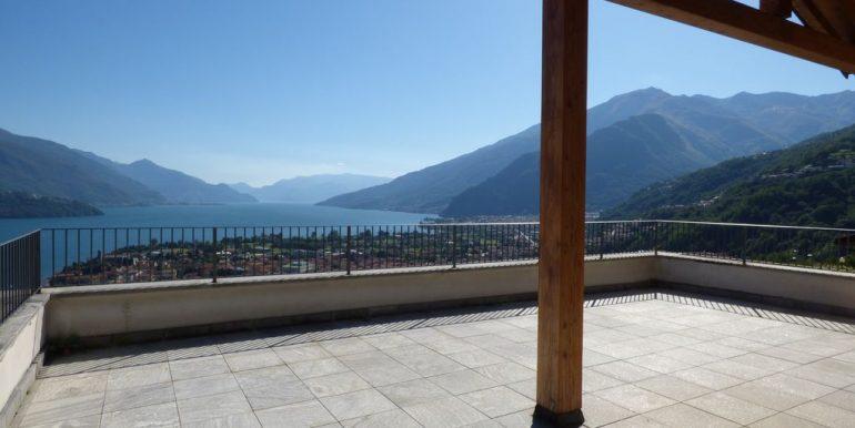 Apartment with Lake View Gravedona ed Uniti - wide terrace