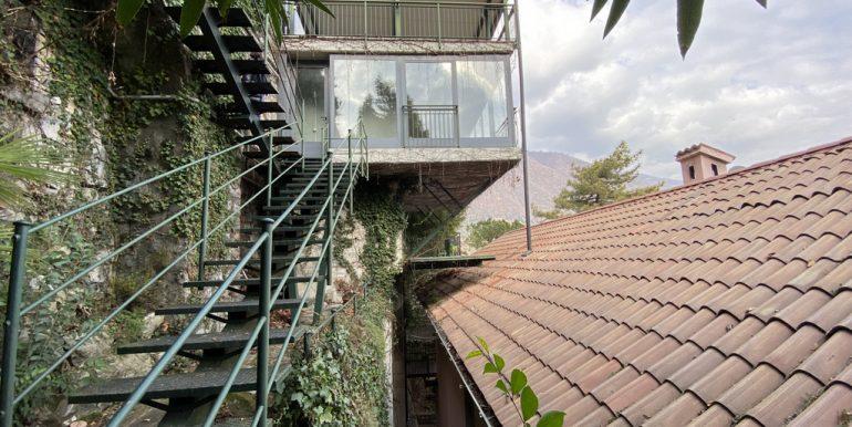 Lake Como Beautiful Lakefront Villa with Private Garden and Terrace