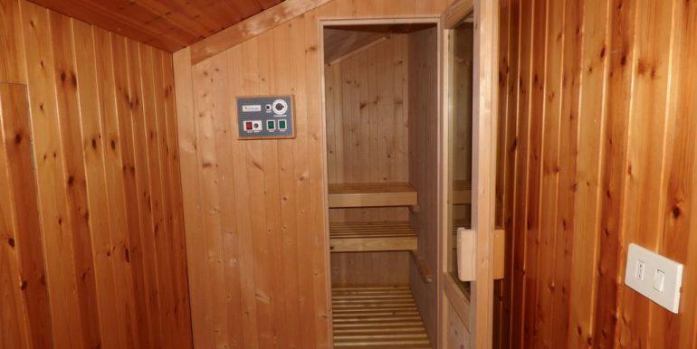 Lake Como Colico Independent Villas with Park - Villa B - Sauna