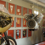 Moto Guzzi Museum Mandello del Lario Lake Como