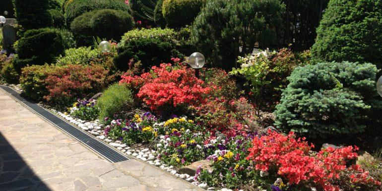 Castiglione D'Intelvi Villa - flowers
