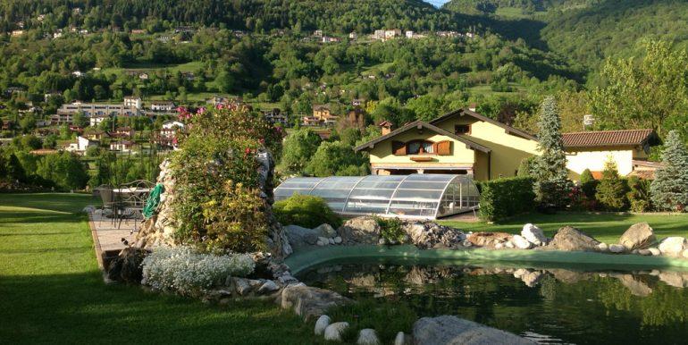 Castiglione D'Intelvi Villa