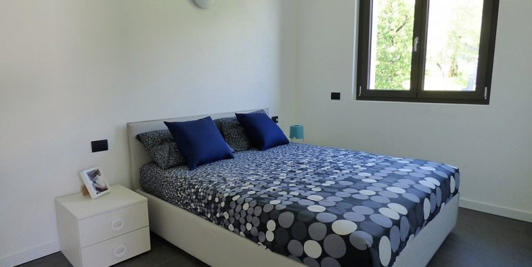 Ossuccio Apartments - bedroom