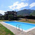 Lake Como residence