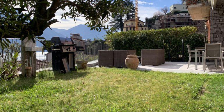 Apartment Argegno - garden
