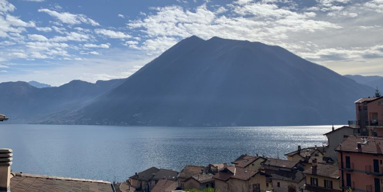 Argegno with swimming pool and Lake Como view