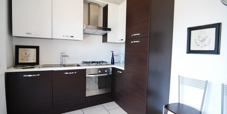 Kitchen - apartments with terrace and swimming pool