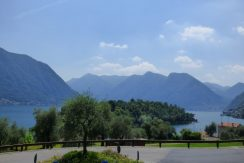 Lake Como view- Isola Comacina