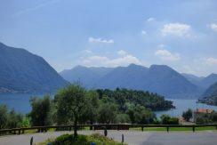 Lake Como view- Isola Comacina