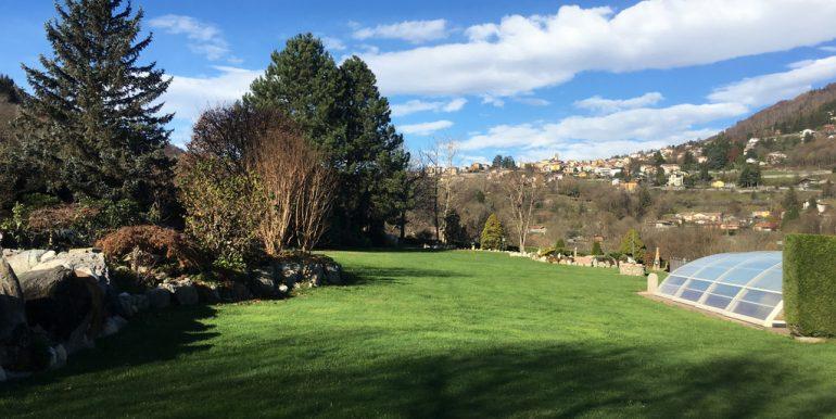Castiglione D'Intelvi Villa - garden