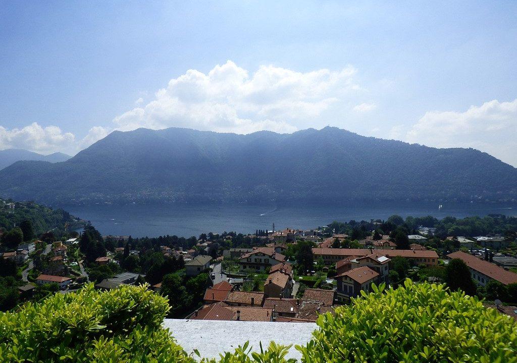 Lake Como  view - Cernobbio