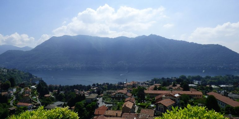 Lake Como  view - Cernobbio