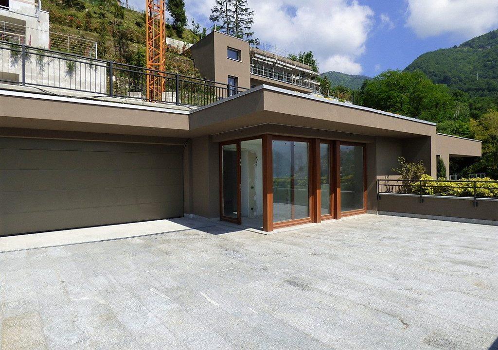 Cernobbio Modern Villas with pool and lake view