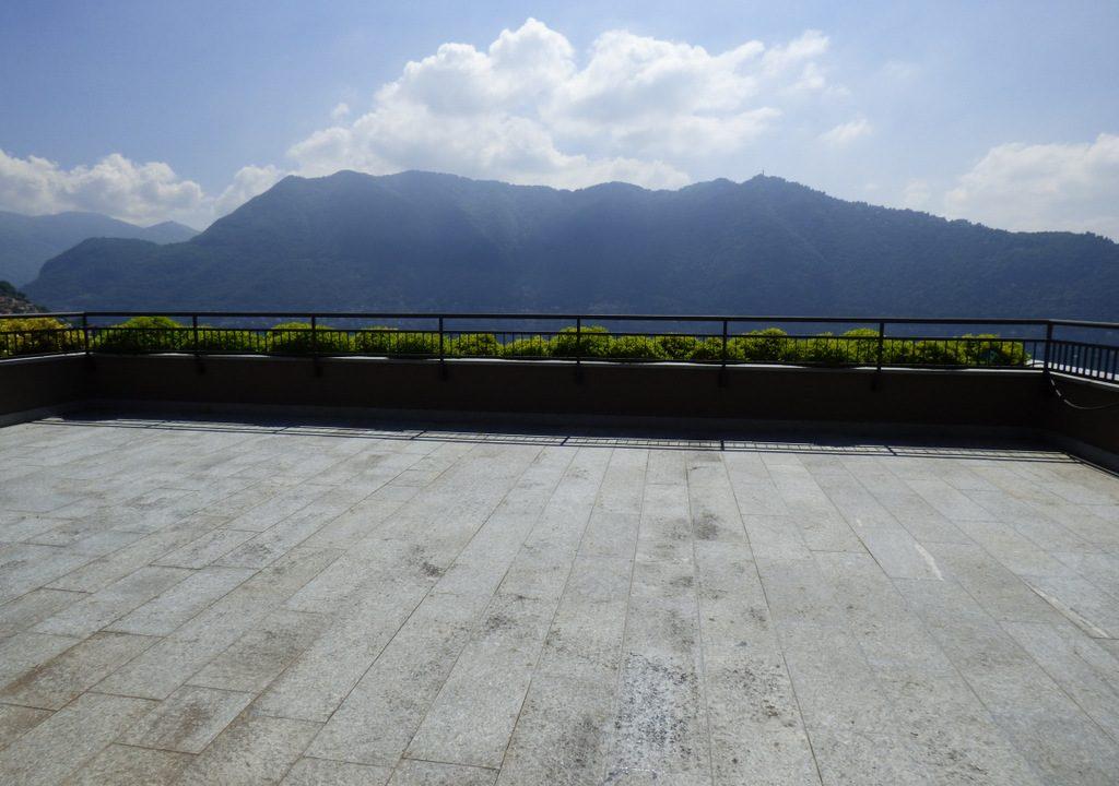 Terrace with lake view - Cernobbio