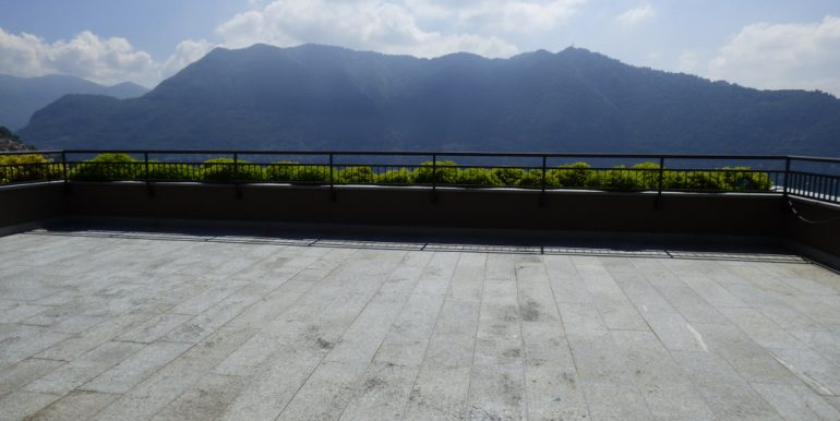 Terrace with lake view - Cernobbio